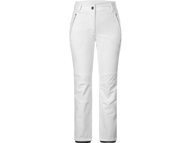 Icepeak Outi Pantalones de Esquí Mujer, optic white